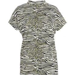 T-shirty damskie: Won Hundred PROOF Tshirt z nadrukiem brown