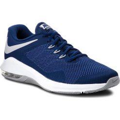 Buty NIKE - Air Max Alpha Trainer AA7060 400 Blue Force/Wolf Grey. Niebieskie buty fitness męskie Nike, z materiału, nike air max. W wyprzedaży za 249,00 zł.