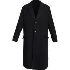 Płaszcze męskie: Hope AREA Płaszcz wełniany /Płaszcz klasyczny black