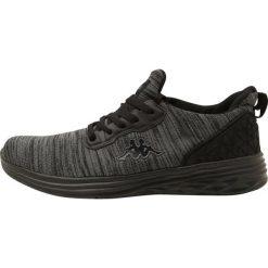 Kappa PARAS ML Obuwie treningowe black. Szare buty sportowe męskie marki Kappa, z gumy. Za 169,00 zł.
