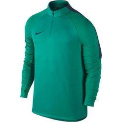 Nike Koszulka męska Squad zielona r. M (807063 351). Zielone t-shirty męskie Nike, m, do piłki nożnej. Za 139,00 zł.
