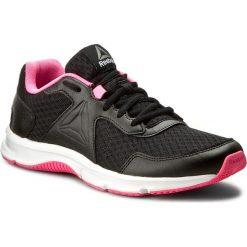 Buty Reebok - Express Runner BD5780  Black/Pink/Pewter/White. Czarne buty do biegania damskie Reebok, z materiału. W wyprzedaży za 169,00 zł.