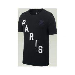 Nike Koszulka PSG M NK SQUAD czarna r. L (841726 010). Czarne koszulki sportowe męskie Nike, l. Za 71,84 zł.