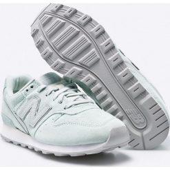 New Balance - Buty WR996WPM. Szare buty sportowe damskie New Balance. W wyprzedaży za 239,90 zł.