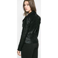 Liu Jo - Kurtka. Czarne kurtki damskie marki Liu Jo, s, z acetatu. W wyprzedaży za 579,90 zł.