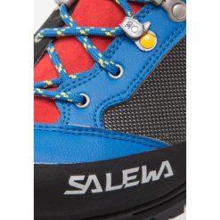 Salewa RAVEN 2 GTX Obuwie górskie mayan blue/papavero. Niebieskie buty trekkingowe męskie Salewa, z gumy, outdoorowe. W wyprzedaży za 919,20 zł.