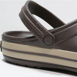Sandały damskie: Crocs CROCBAND UNISEX Sandały kąpielowe espresso/khaki
