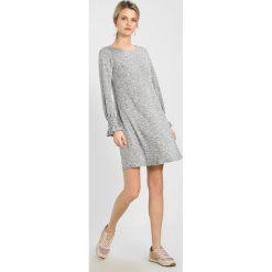 Sukienki: Wallis CUFF DRESS Sukienka dzianinowa grey