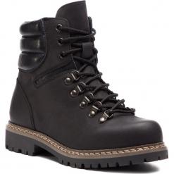 Trapery SERGIO BARDI - Itala FW127373818GR  601. Czarne buty zimowe damskie Sergio Bardi, z nubiku. W wyprzedaży za 239,00 zł.