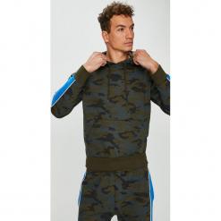 Brave Soul - Bluza. Brązowe bluzy męskie rozpinane marki SOLOGNAC, m, z elastanu. W wyprzedaży za 69,90 zł.
