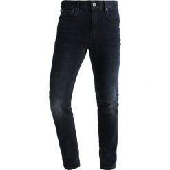 Scotch & Soda SKIM ROAMER Jeansy Slim Fit roamer. Czarne jeansy męskie relaxed fit Scotch & Soda, z bawełny. Za 509,00 zł.