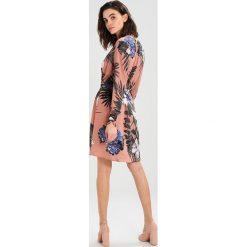 Sukienki: YAS YASYRSA WRAP DRESS Sukienka letnia cameo brown