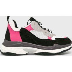 Answear - Buty. Szare buty sportowe damskie ANSWEAR, z materiału. W wyprzedaży za 129,90 zł.