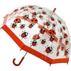 """Parasole: Parasol """"Ladybug"""" w kolorze czerwonym"""