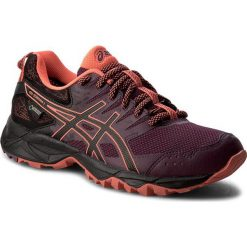 Buty do biegania damskie: Buty ASICS - Gel-Sonoma 3 G-Tx T777N Dark Purple/Black/Flash Coral 3290