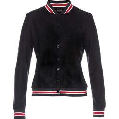 Sweter rozpinany bonprix czarny. Czarne kardigany damskie marki bonprix. Za 54,99 zł.