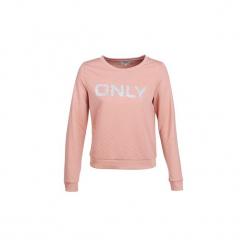 Bluzy Only  ONLJOYCE. Czerwone bluzy damskie ONLY, l. Za 109,00 zł.