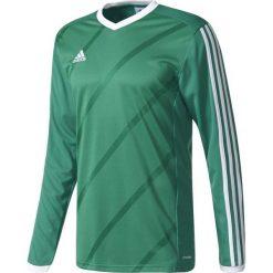 Adidas Koszulka piłkarska męska Tabela 14 Long Sleeve Jersey zielono-biała r. XL (G70677). Białe t-shirty męskie Adidas, m, z jersey, do piłki nożnej. Za 67,16 zł.
