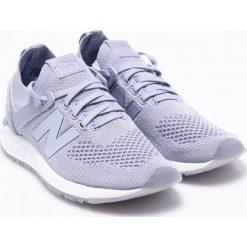 New Balance - Buty WRL247SS. Szare buty sportowe damskie New Balance, z materiału. W wyprzedaży za 319,90 zł.