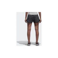 Szorty i Bermudy  adidas  Szorty Graphic. Czarne bermudy damskie Adidas. Za 129,00 zł.