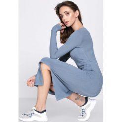 Sukienki: Niebieska Sukienka Rationality