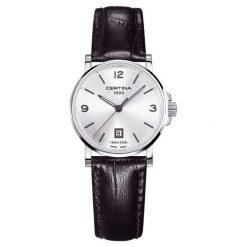 RABAT ZEGAREK CERTINA DS CAIMANO LADY. Białe zegarki damskie CERTINA, ze stali. W wyprzedaży za 928,40 zł.