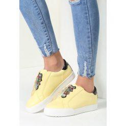 Żółte Buty Sportowe Place In Paradise. Żółte buty sportowe damskie marki vices. Za 79,99 zł.