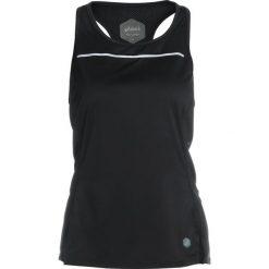 ASICS LITESHOW TANK Koszulka sportowa performance black. Czarne topy sportowe damskie Asics, l, z materiału. W wyprzedaży za 135,20 zł.