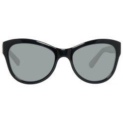 Guess Damskie Okulary Przeciwsłoneczne, Czarne. Szare okulary przeciwsłoneczne damskie lenonki marki ORAO. Za 235,00 zł.