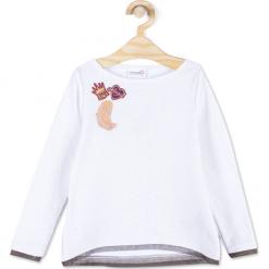 Bluza. Brązowe bluzy dziewczęce marki ANGEL QUEEN, z bawełny. Za 39,90 zł.