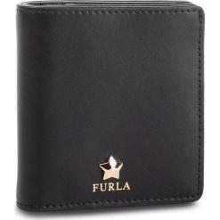 Mały Portfel Damski FURLA - Alya 1001145 P PAY2 N38 Onyx. Czarne portfele damskie Furla, ze skóry. Za 460,00 zł.