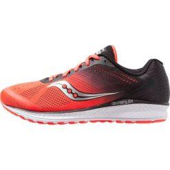Saucony BREAKTHRU 4 Obuwie do biegania treningowe vizired/black. Czarne buty do biegania męskie Saucony, z gumy. Za 549,00 zł.