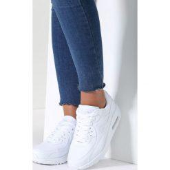 Buty sportowe damskie: Białe Buty Sportowe Classic Nilda