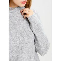 Swetry damskie: Vila VIPLACE  Sweter light grey melange