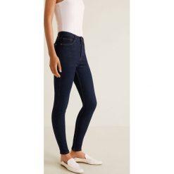 Mango - Jeansy Soho. Niebieskie jeansy damskie rurki marki House, z jeansu. Za 139,90 zł.