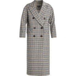 Płaszcze damskie: Topshop Płaszcz wełniany /Płaszcz klasyczny multi