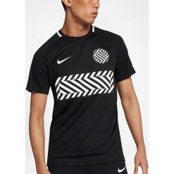 Koszulki do piłki nożnej męskie: Nike Koszulka męska Men's Dry Academy Football Top czarna r. XL  (859930 010)