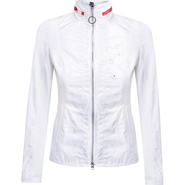 adeeb51945997 Kurtka SPORTALM MATCH FI - Białe kurtki damskie Sportalm, z ...