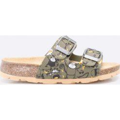 Superfit - Klapki dziecięce. Niebieskie klapki chłopięce marki Crocs, z gumy. W wyprzedaży za 99,90 zł.