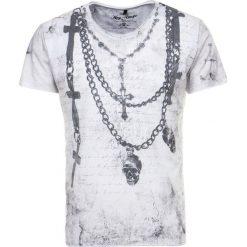 T-shirty męskie z nadrukiem: Key Largo NIGHT Tshirt z nadrukiem offwhite