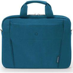 """Torba Dicota Slim do laptopa,  13-14.1"""", niebieski  (D31307). Niebieskie torby na laptopa marki Dicota. Za 63,00 zł."""