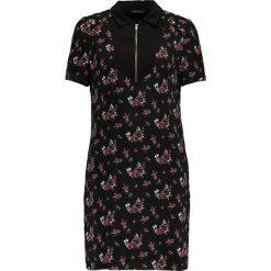 Sukienki hiszpanki: IKKS Sukienka koszulowa noir