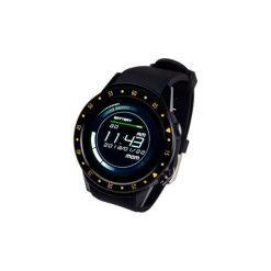 Smartwatch Zegarek TenFifteen F1 Kamera Karta SIM. Czarne zegarki męskie TeenFifty. Za 369,90 zł.