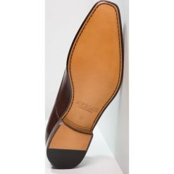 Buty wizytowe męskie: Avelar by PB VARGAS Eleganckie buty dark brown