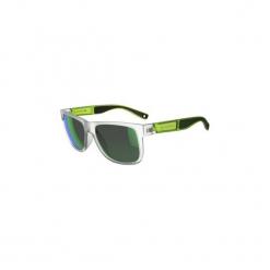 Okulary przeciwsłoneczne MH 540 kategoria 3. Białe okulary przeciwsłoneczne damskie lenonki marki QUECHUA. Za 59,99 zł.