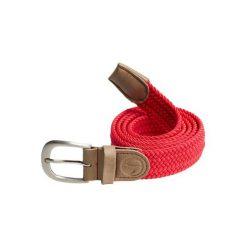 Pasek do spodni do golfa 500 rozmiar 1. Czerwone paski damskie marki INESIS, w paski, z materiału. Za 39,99 zł.
