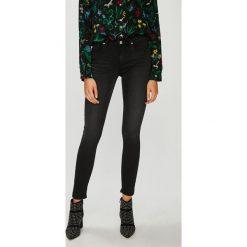 Medicine - Jeansy Basic. Czarne jeansy damskie rurki MEDICINE, z bawełny. Za 159,90 zł.
