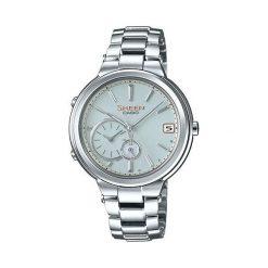 Zegarek Casio Damski Sheen SHB-200D-7AER Bluetooth Solar. Szare zegarki damskie CASIO. Za 785,20 zł.