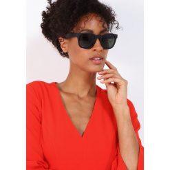 Okulary przeciwsłoneczne damskie aviatory: MR.BOHO ISOLA Okulary przeciwsłoneczne matte black