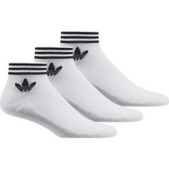 Skarpetki męskie: Skarpety adidas Trefoil Ankle Stripes (AZ6288)
